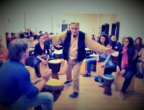 Basic Drum Circle Facilitator Training con Arthur Hull e H.Filippo Chiostri