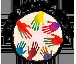 Drum Circle Spirit Logo